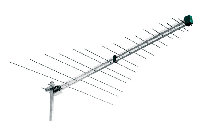 Antenne log-periodic 21-60 LTE