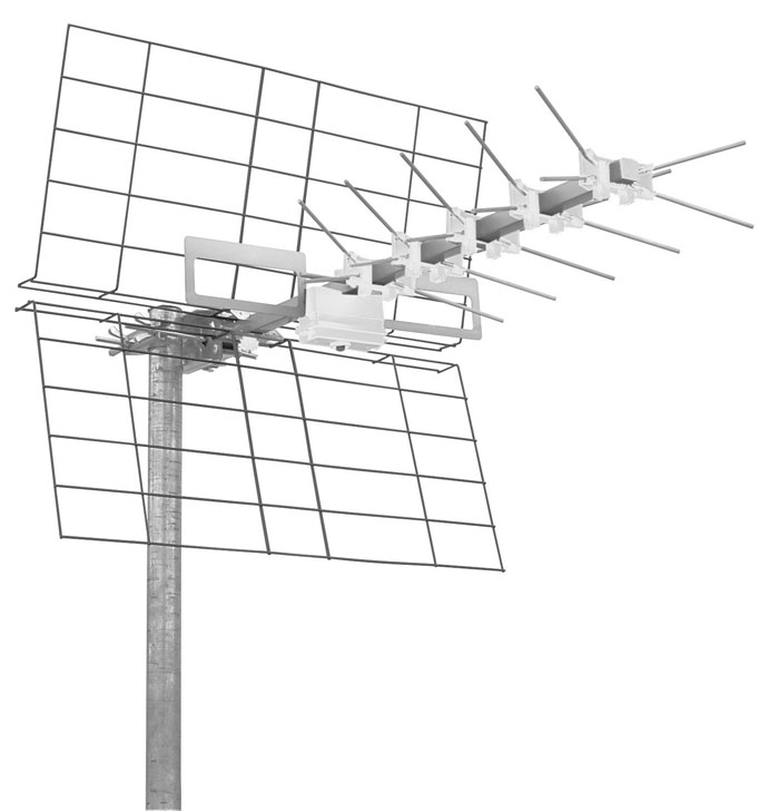 Antenne montate UHF - LX-Line
